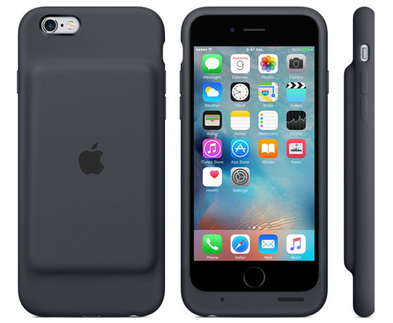 apple batttery case